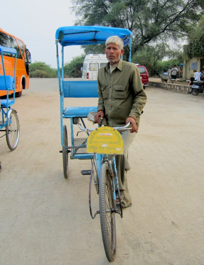 Rickshaw 99